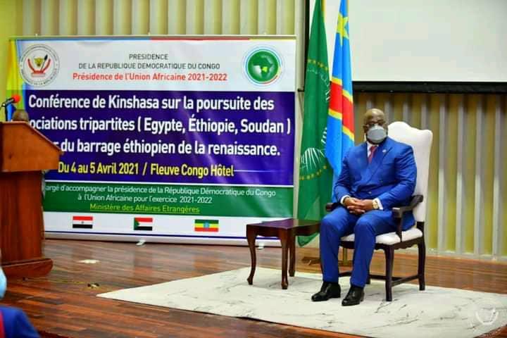 Construction du barrage de la Renaissance : Félix Tshisekedi joue la médiation entre l'Égypte, l'Éthiopie et le Soudan