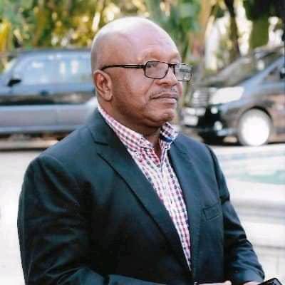 Politique : Dieudonné Bolengetenge, nouveau secrétaire général d'Ensemble pour la République de Moïse Katumbi