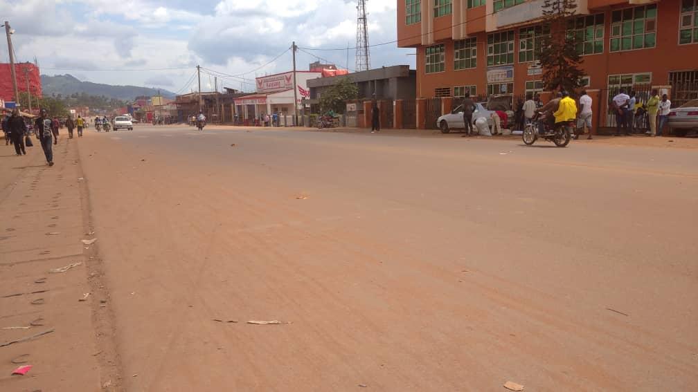 Nord-kivu: les activités socio-économiques paralysées à Butembo