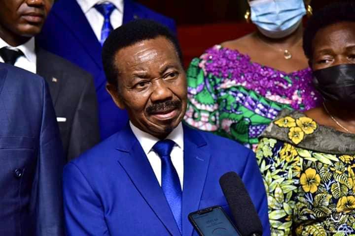 Assemblée nationale : Mboso N'kodia appelle la communauté internationale à s'impliquer dans le retrait des groupes armés à l'Est de la RDC