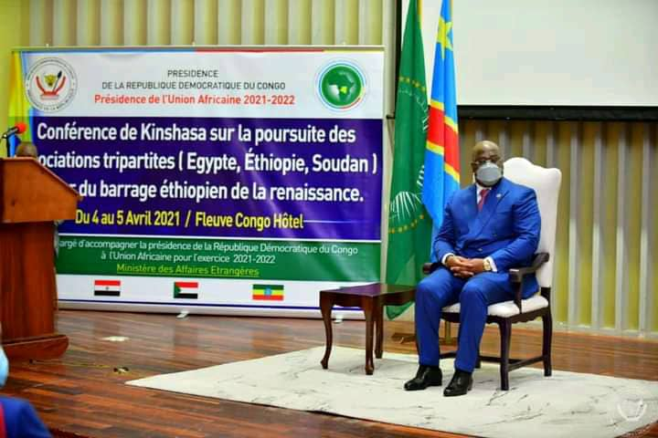 Négociation sur la construction du barrage de la renaissance : « Mission Failed » pour Félix Tshisekedi ?
