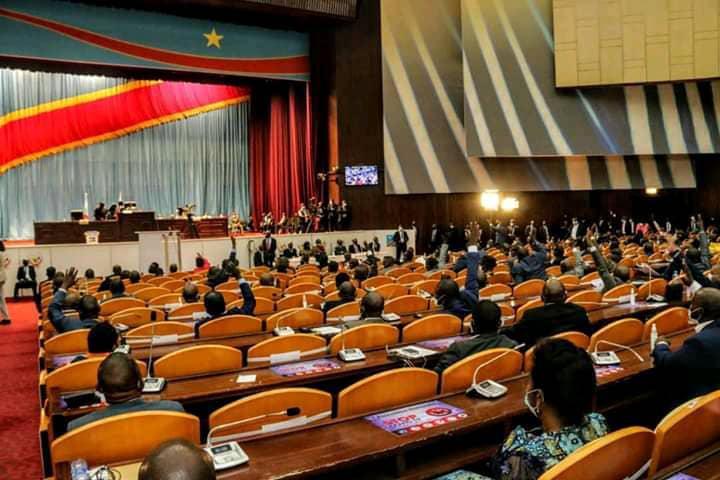 Réformes électorales: l'Assemblée nationale va examiner ce mardi à la plénière la «loi Lutundula »
