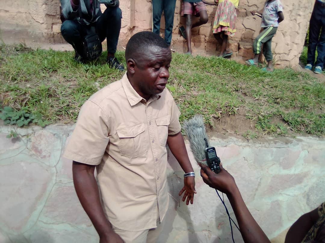 Lomami : dossier ravin Bulela de Mwene-ditu, le député provincial Mbaya wa Mwadi éclaire le public