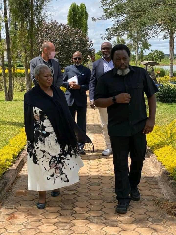 RDC : Échange entre Joseph Kabila et Bintou Keïta ce mercredi à Lubumbashi