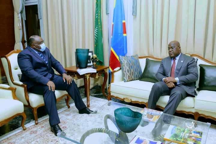 Politique : Jean-Pierre Bemba reçu par Félix Tshisekedi ce jeudi à la Cité de l'OUA