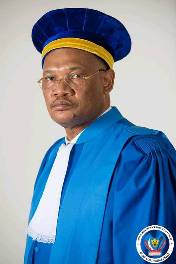Justice : Me Dieudonné Kaluba prend les commandes de la Cour constitutionnelle