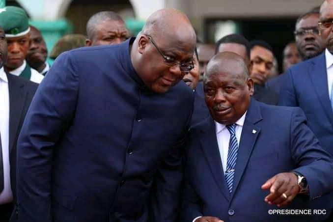 RDC : Félix Tshisekedi veut instaurer la date du 06 avril comme une journée chômée et payée en mémoire du Prophète Simon Kimbangu