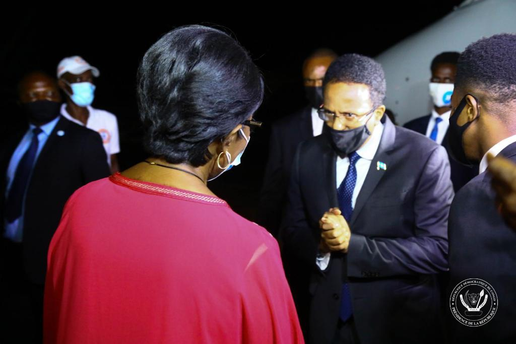 RDC-Somalie : Le président Mohamed Abdullahi Mohamed sera reçu par Félix Tshisekedi ce lundi à Kinshasa