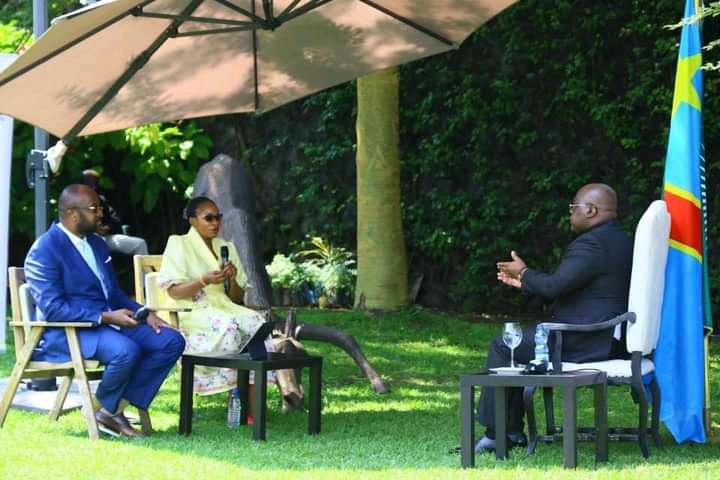 « Je suis incapable de vous dire combien je touche, ça ne m'intéresse pas » (Félix Tshisekedi sur son salaire comme Président)