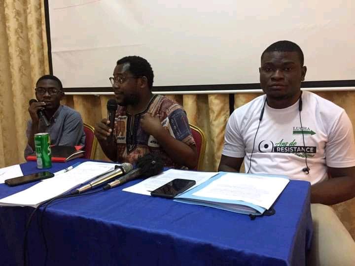 RDC : La Lucha appelle les forces vives à se lever pour préserver la RDC du chaos