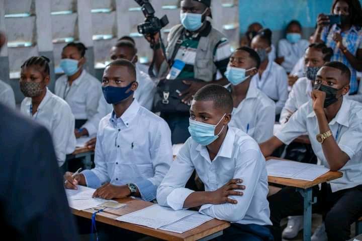 Kinshasa/Exetat 2021: les élèves finalistes se rassurent d'un bon résultat à la fin des épreuves