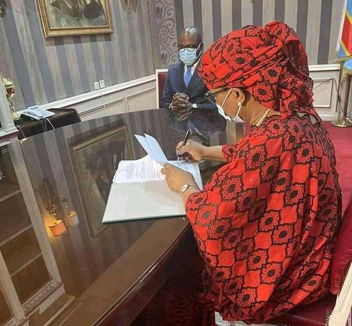 Banque centrale du Congo : « Nous allons nous assurer que la banque centrale va accomplir ses missions » (Malangu Kabedi Mbuyi)