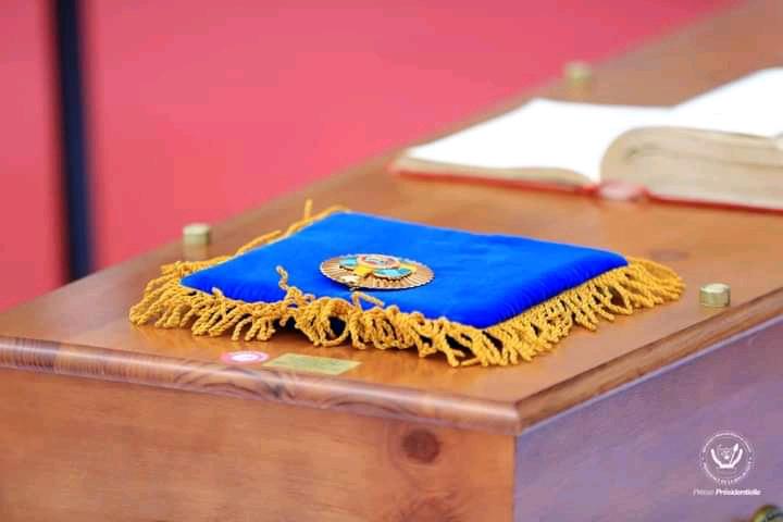 RDC : à titre posthume, le cardinal Monsengwo décoré « au titre de Grand cordon de l'ordre national des Héros nationaux Kabila-Lumumba »