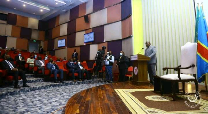RDC : Les membres du gouvernement Sama Lukonde en séminaire de mise à niveau pour trois jours