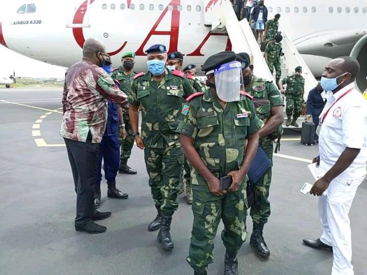 RDC : 8 officiers des FARDC arrêtés pour détournement des fonds alloués aux opérations militaires