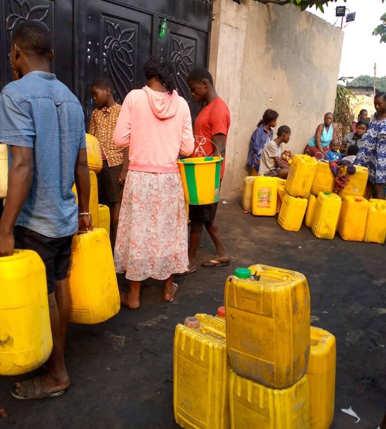 Société : Pénurie d'eau potable à Selembao au quartier Kalunga