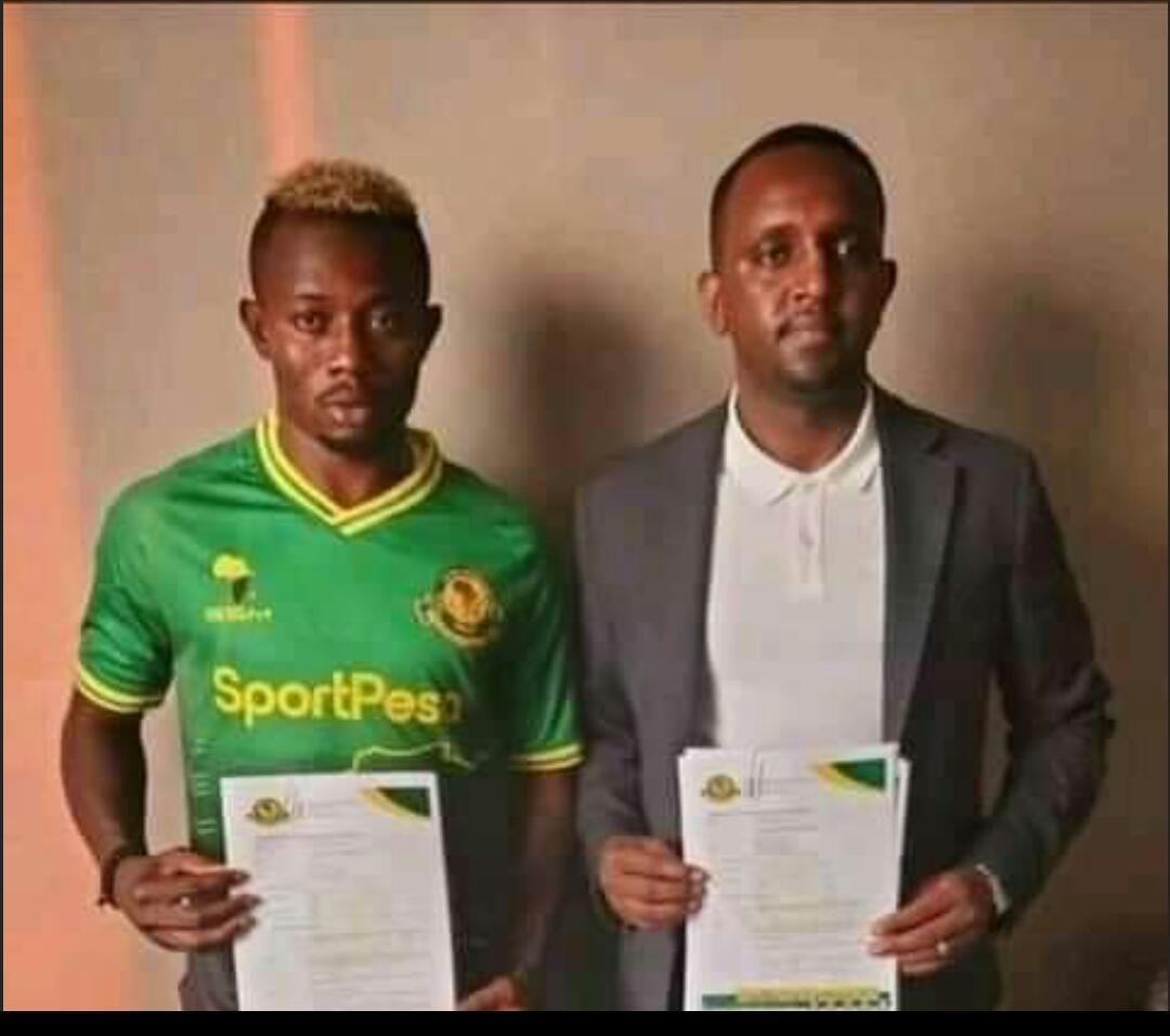 "Foot/Mercato: Djuma Shabani s'engage ""Librement"" à Young Africans"