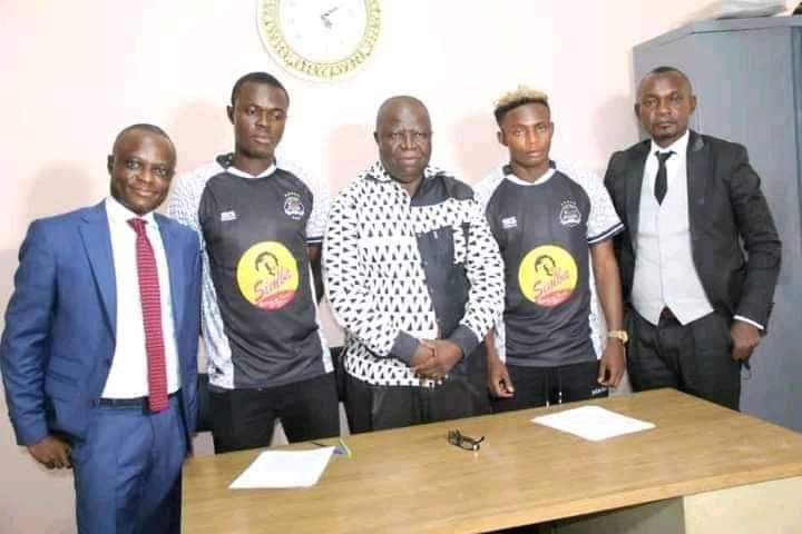 Foot/Mercato : Atibu Rajabu et Mercey Ngimbi signent Au Tp Mazembe