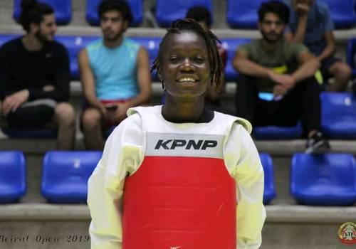 Jeux Olympiques Tokyo 2020/Taekwondo : Naomie Katoka disqualifiée à cause de surpoids