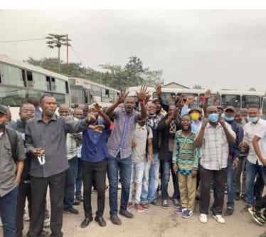 Kinshasa : En grève, les agents de la société Transco sollicitent la nomination d'un nouveau comité de gestion