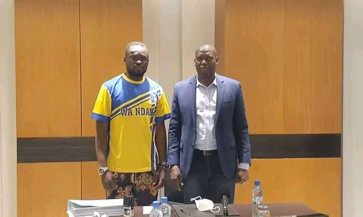 Foot/Mercato : Patou Kabangu est désormais un joueur de Lupopo jusqu'en 2023