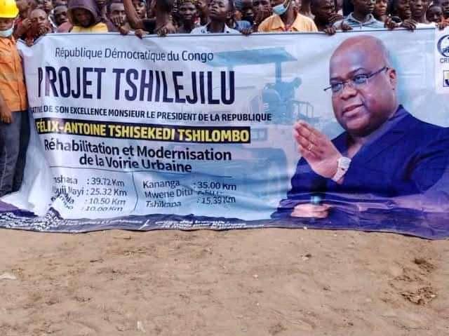RDC : L'IGF suspend momentanément l'approbation de paiement en faveur du projet Tshilejelu