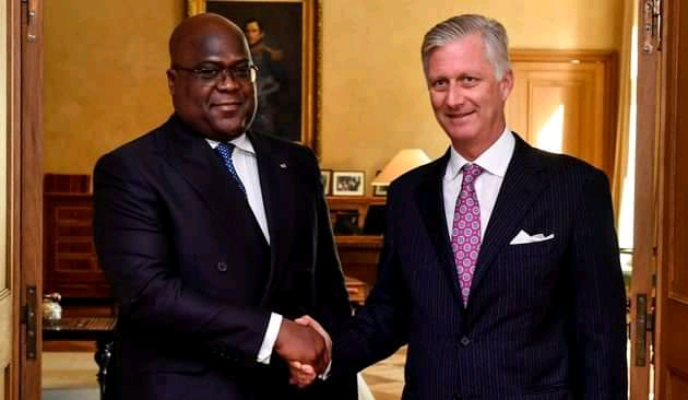 RDC/Coopération : Félix Tshisekedi attendu en Belgique au mois de septembre prochain