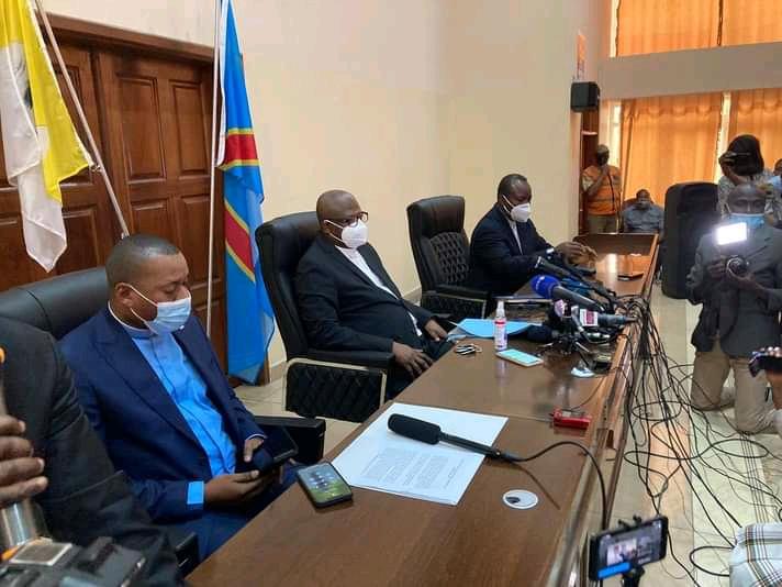 RDC/Ceni : la Cenco et l'ECC boudent les démarches de la commission paritaire de l'Assemblée nationale