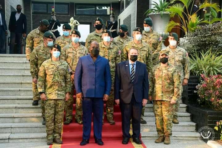 RDC/Lutte contre l'insécurité : l'équipe des forces spéciales américaines a le feu vert de Félix Tshisekedi pour se déployer à l'Est