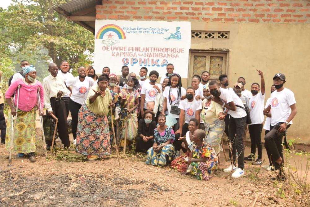 Kasaï Central : Le Club des Oeuvres Caritatives à la rescousse de l'hospice Oeuvre Philanthropique Kapinga Badibanga (OPHIKA)