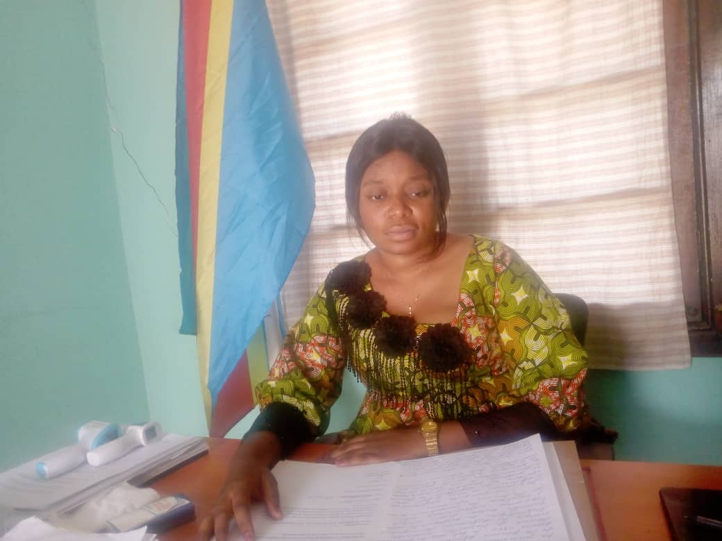 JI de la femme africaine : la ministre Provinciale du genre de Lomami appelle les femmes à s'intéresser à la politique