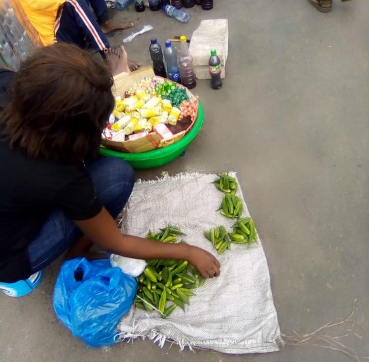 Kinshasa : l'insuffisance des étalages crée des multiples marchés pirates