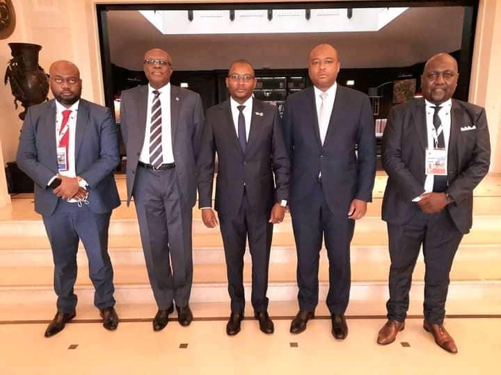 Sommet du Numérique en Italie : le ministre Olivier Mwenze représente la RDC