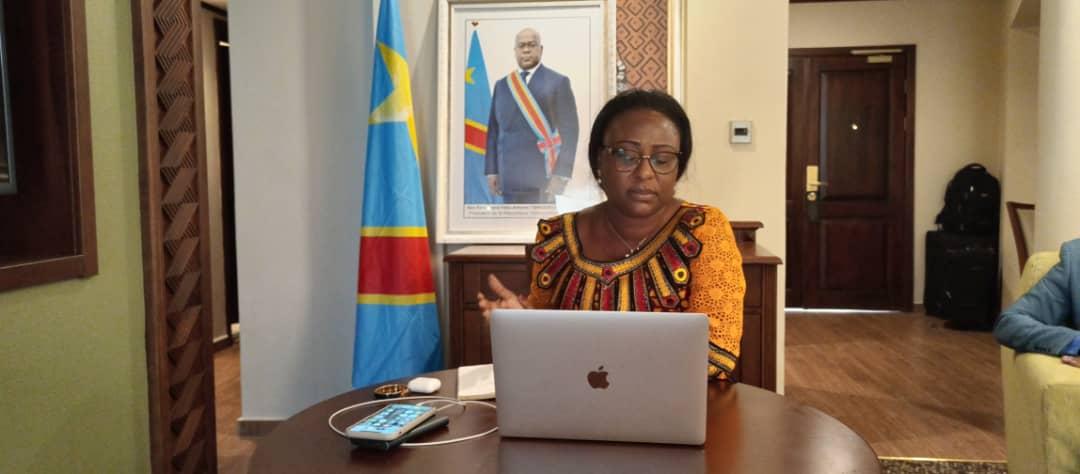 RDC/Covid 19 : la ministre Antoinette Kipulu plaide pour un appui en medicament au Sud-Kivu