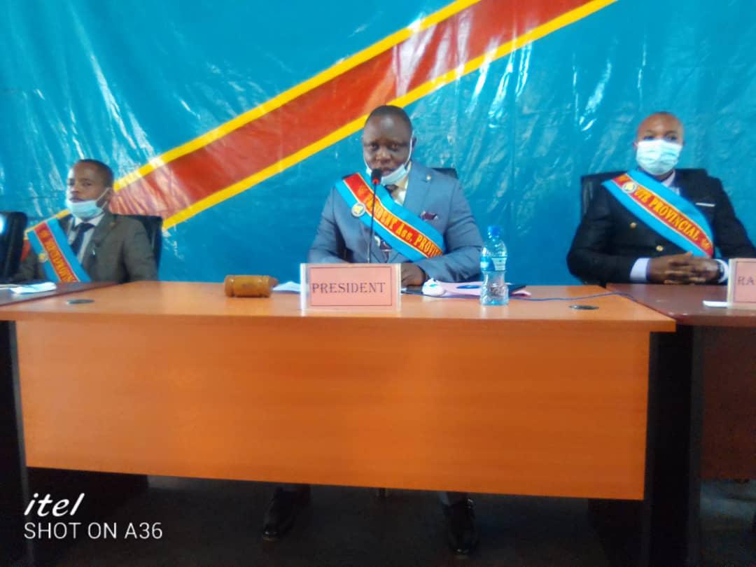 Lomami : l'Assemblée provinciale clôture la session extraordinaire