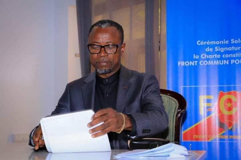 Kongo-cental: IGF accuse Atou Matubuana et ses collaborateurs en justice.
