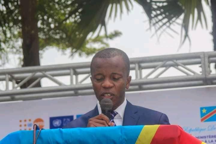 Foire de la jeunesse congolaise : Yves Bunkulu appelle les jeunes à une prise de conscience pour assurer leur avenir
