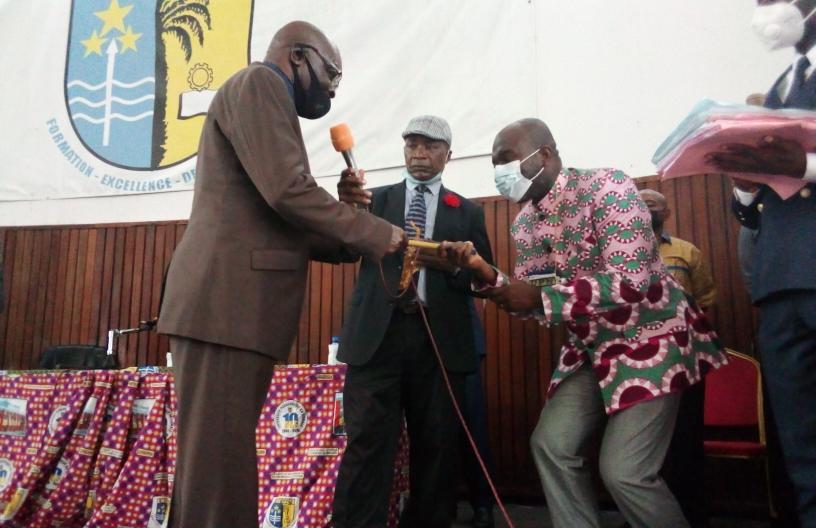 ESU/UPN : Cédric Makota et Dieudonné Bondumbu officiellement investi à la coordination des étudiants