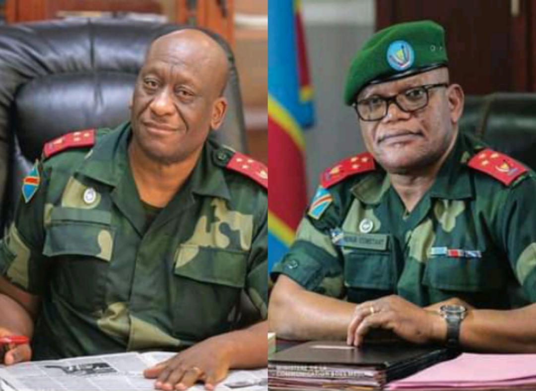 Évaluation de l'État de siège : les gouverneurs militaires du Nord-Kivu et Ituri auditionnés mardi par l'Assemblée nationale