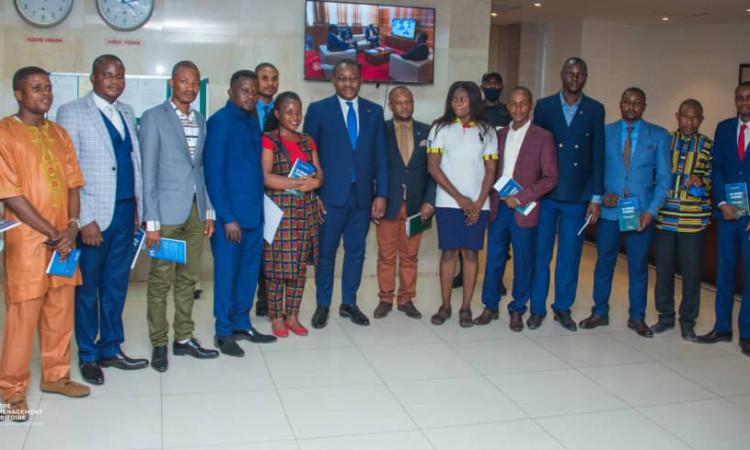 RDC/Jeunesse : la Fondation Widal vient en appui au Conseil national de la Jeunesse