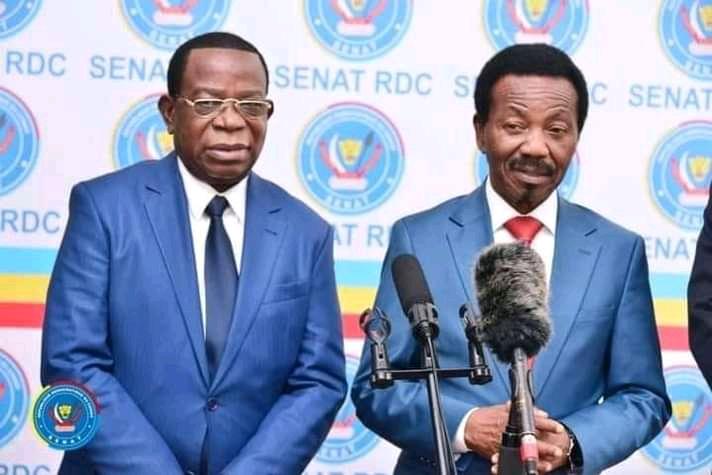 RDC/CENI : Christophe Mboso N'kodia annonce pour bientôt la tenue de la plénière d'entérinement des nouveaux membres