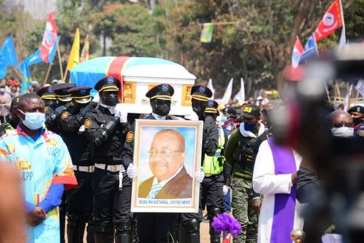 Haut-Katanga : Antoine Gabriel Kyungu porté en terre jeudi dans sa ferme privée