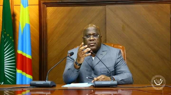 RDC : Promulgation de la loi sur la huitième prorogation de l'état de siège