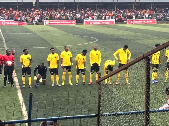 Foot/Vodacom Ligue 1 : V.club trébuche devant Étoile du Kivu de Bukavu (1-1)