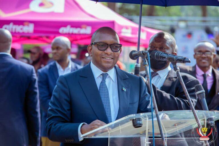Foire des Jeunes Entrepreneurs : le premier ministre Sama Lukonde clôture les activités du mois de la jeunesse