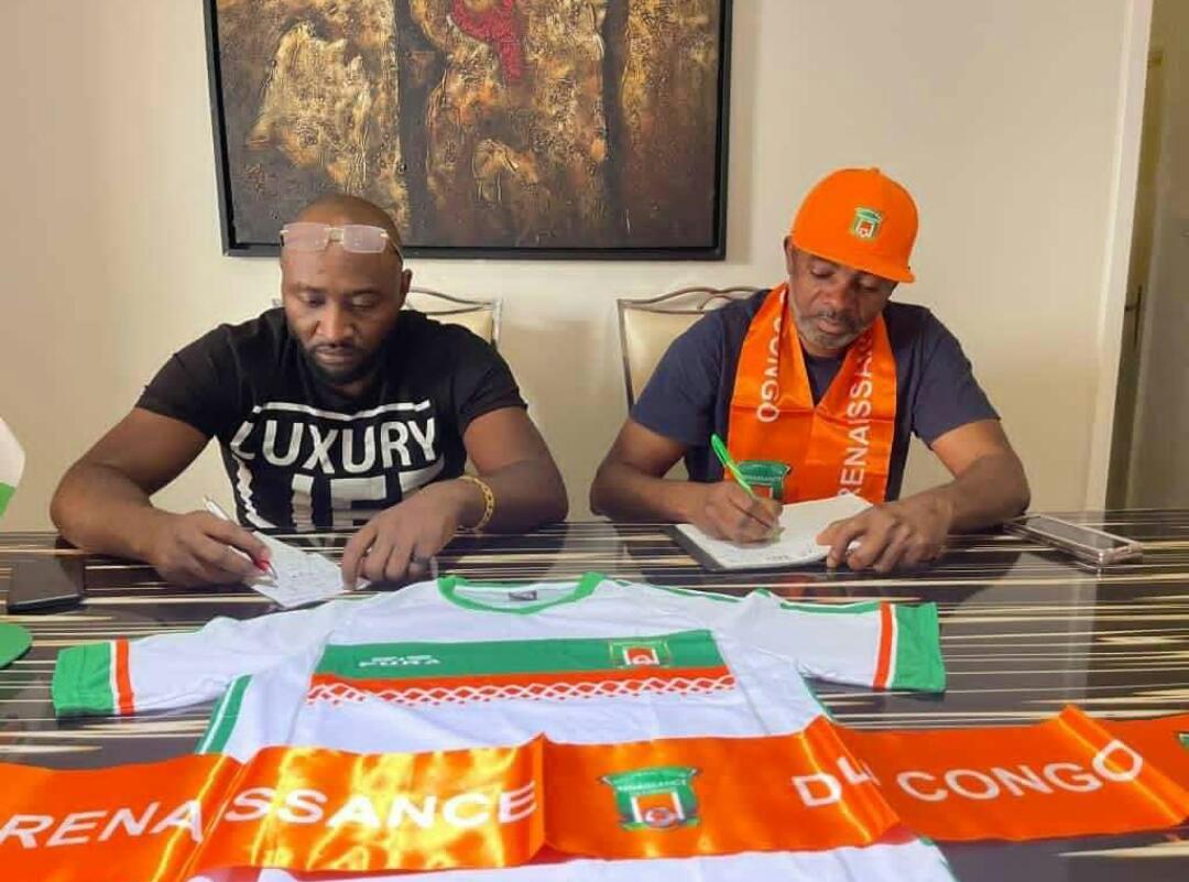 Foot/Renaissance du Congo : Tresor Lualua officielement nommé nouveau manager du club