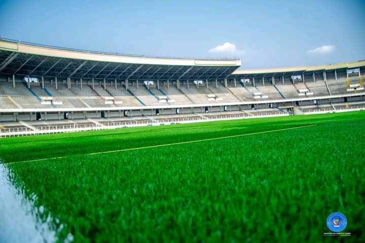 Foot/Vodacom Ligue 1 : les travaux du stade des martyrs parmi les raisons du décalage du coup d'envoi de la Linafoot