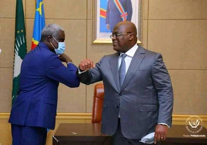 Coup d'État en Guinée Conakry : l'Union africaine exige la libération de Alpha Condé (Communiqué)