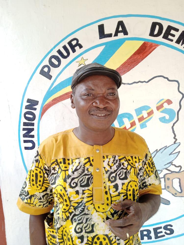 """Kasai/Mweka : """"UDPS au chômage malgré le pouvoir conquis"""" signale le président fédéral Kasaï 1"""
