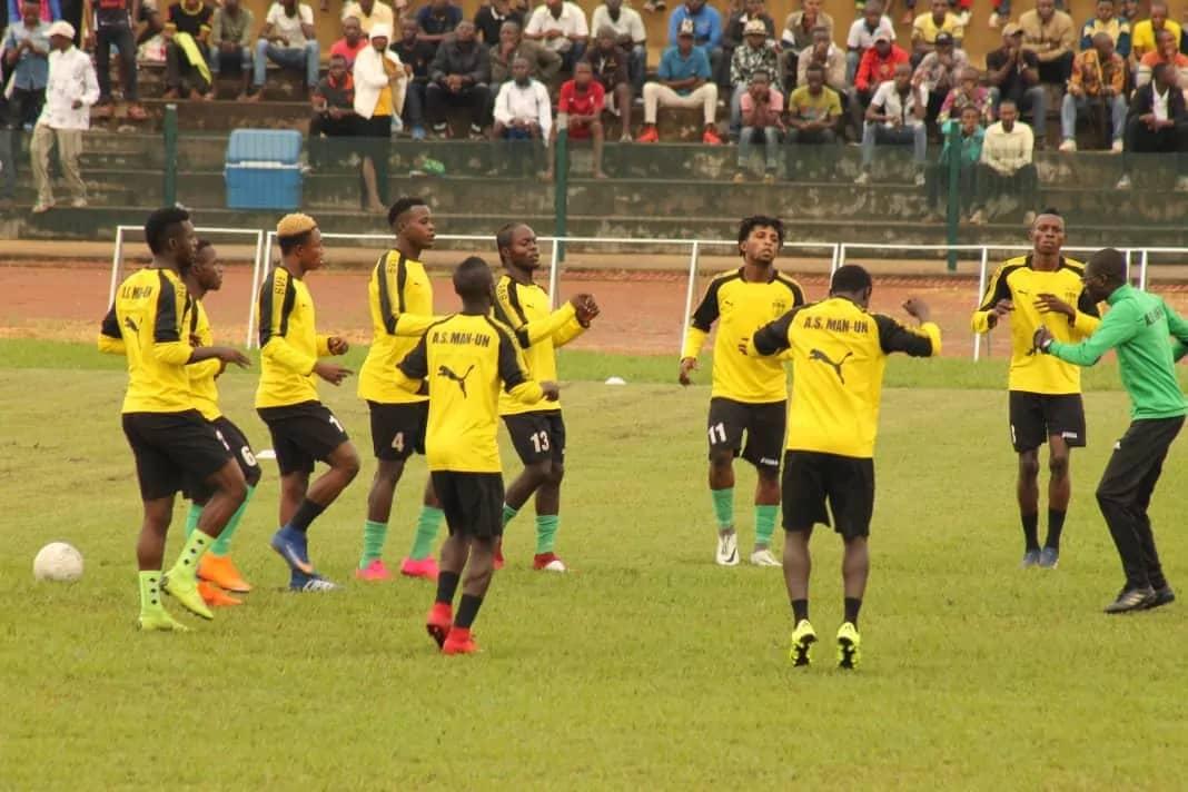 CAF-C1: L'As Maniema Union joue face au bouenguidi sports ce samedi 11 septembre